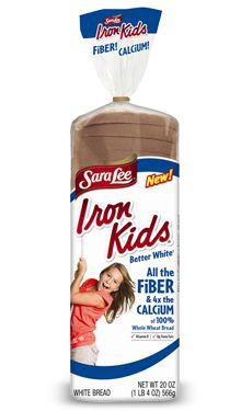 Iron Kids Bread