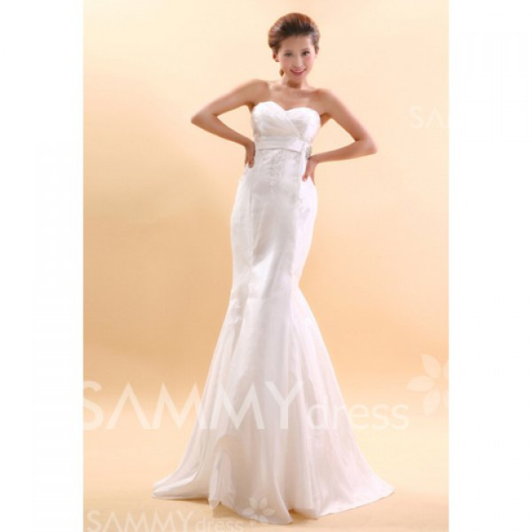 Mermaid Wedding Dress Under $200
