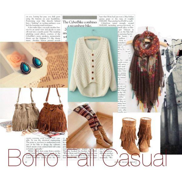 Boho Fall Casual