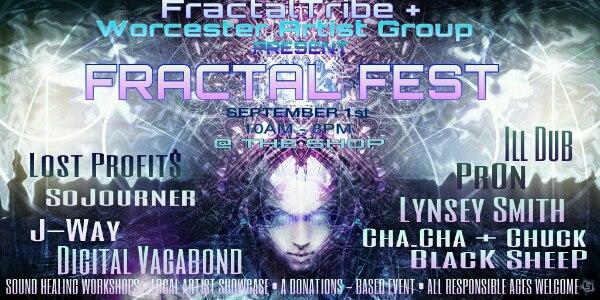 Fractal Fest 2012