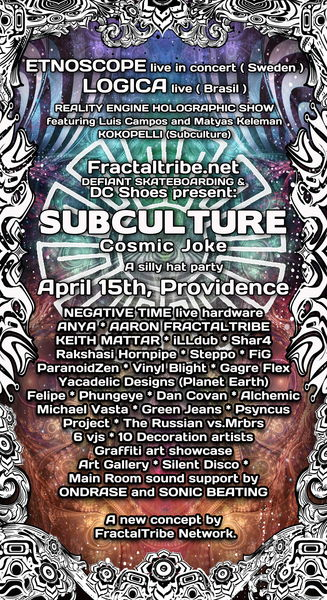 2011-4-15 Subculture- Cosmic Joke. A Silly Hat Party Flyer.jpg
