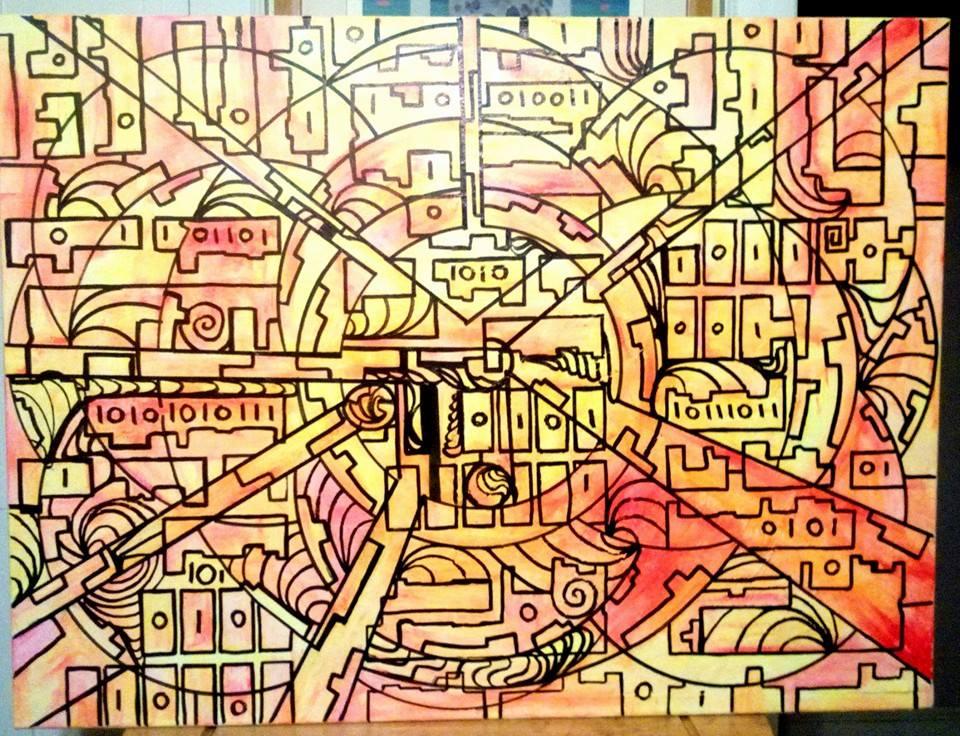 Kalomo UV hyperspace city.jpg