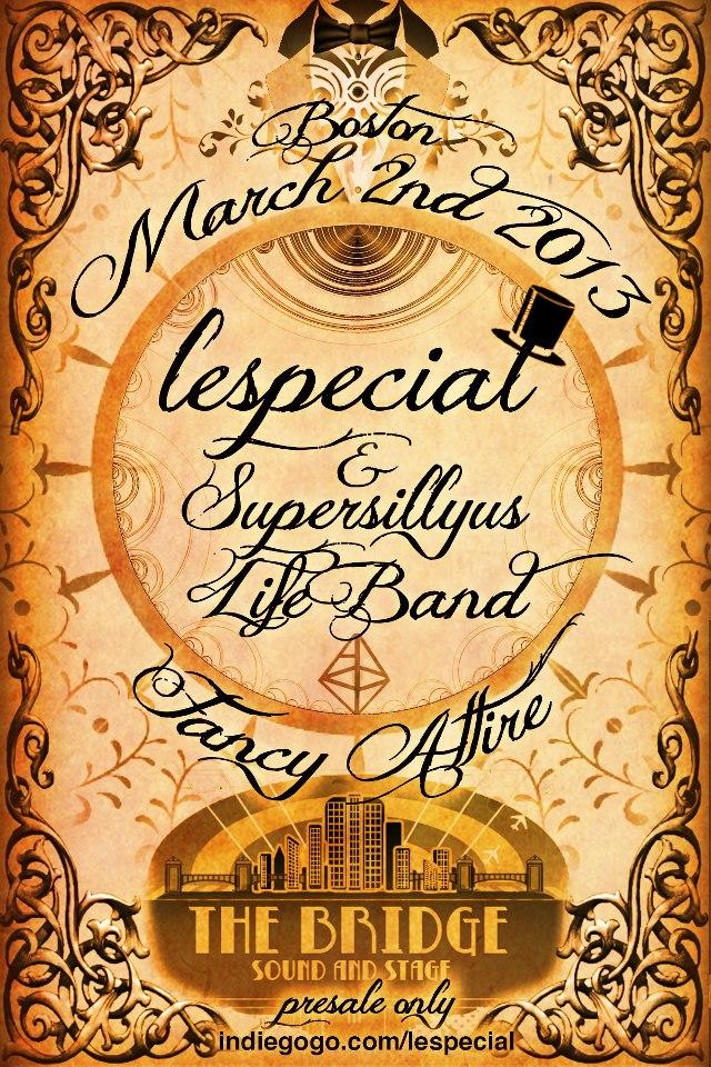 Sillian Design 3.2.13 Supersillyus Life band @ The bridge.jpg