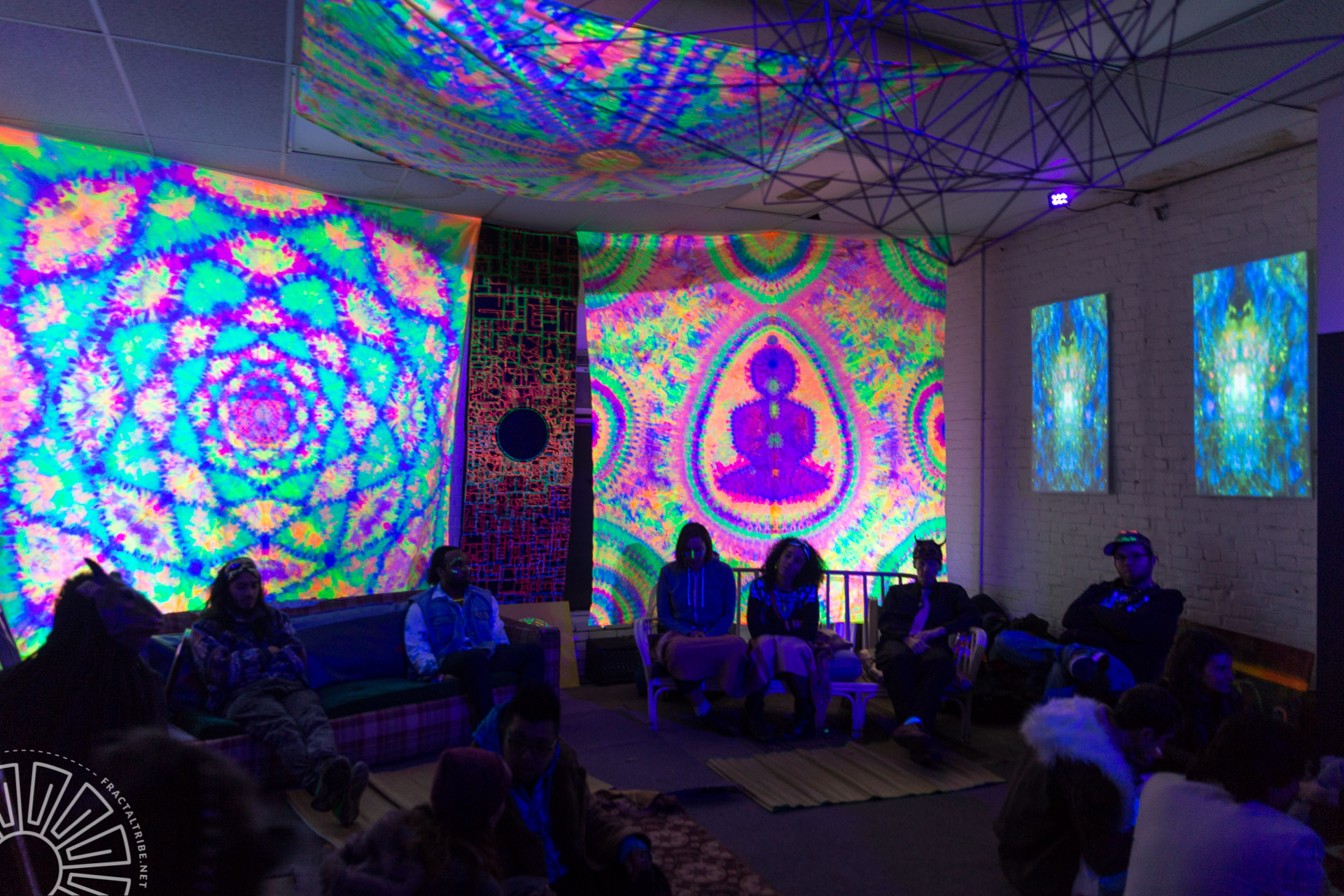 Chill Space @ Year of the Fractilian