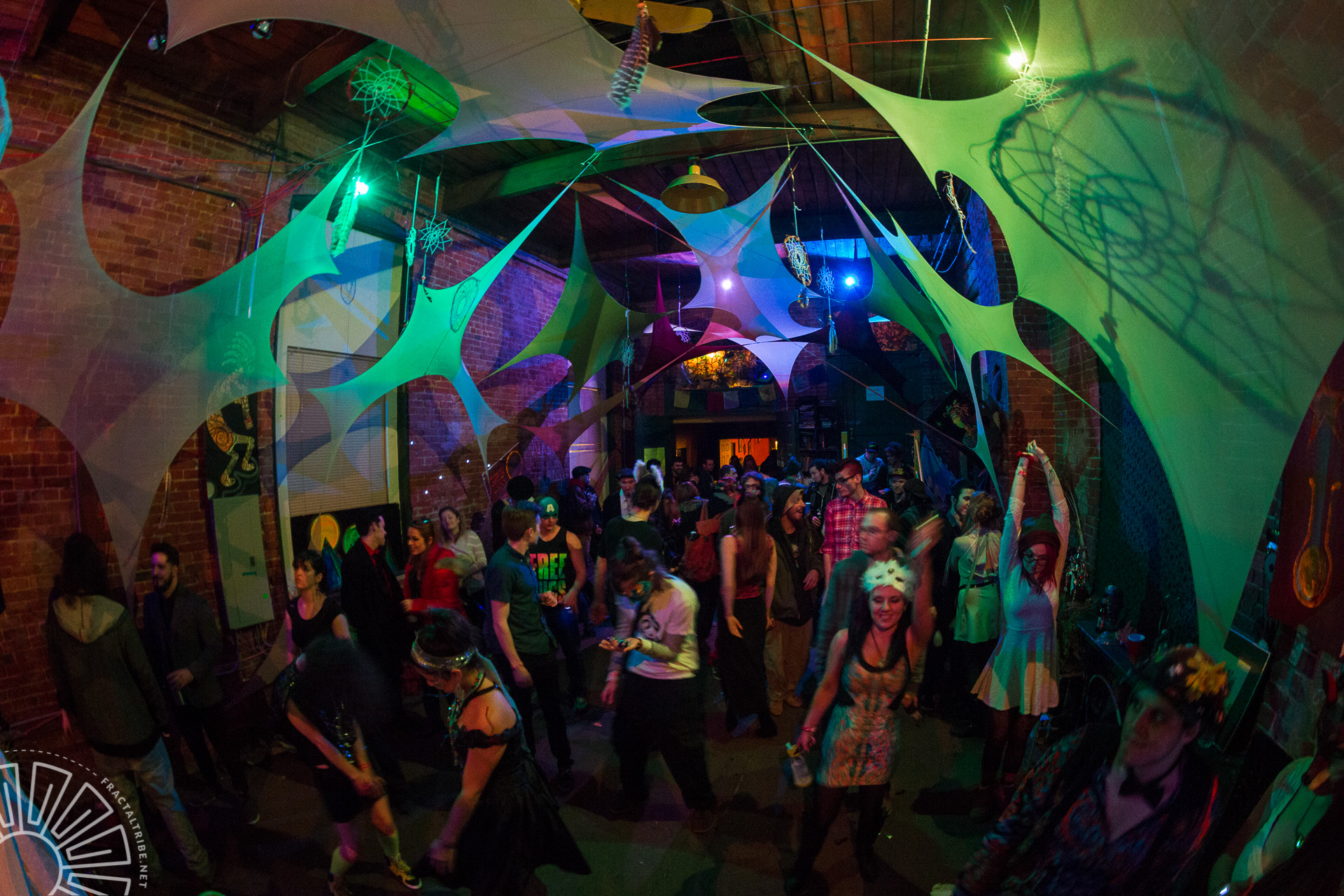 Gallery @ Fractaltribe presents Year of the Fractilian 2014