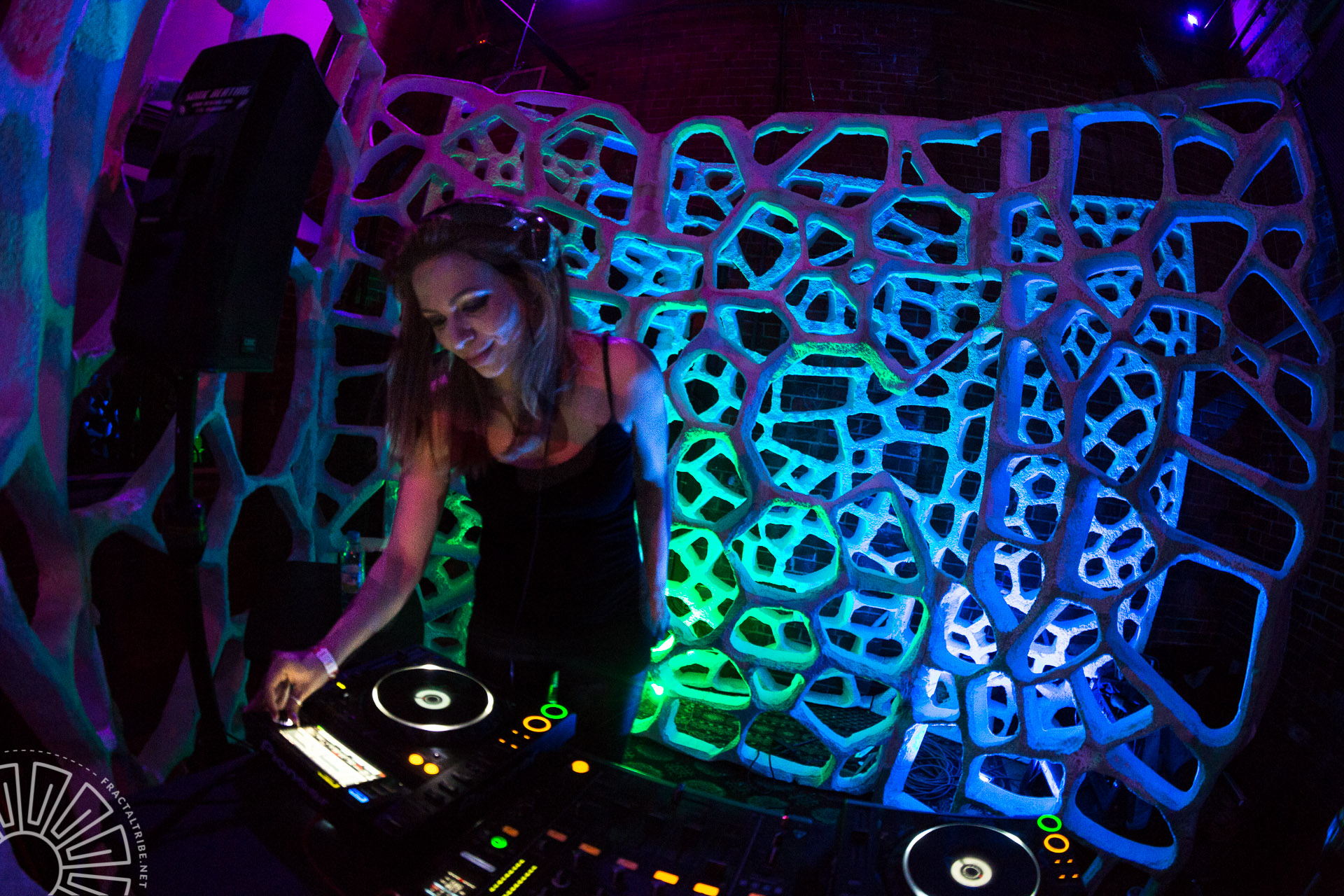 Ju Lee @ Fractaltribe presents Year of the Fractilian 12/31/2014