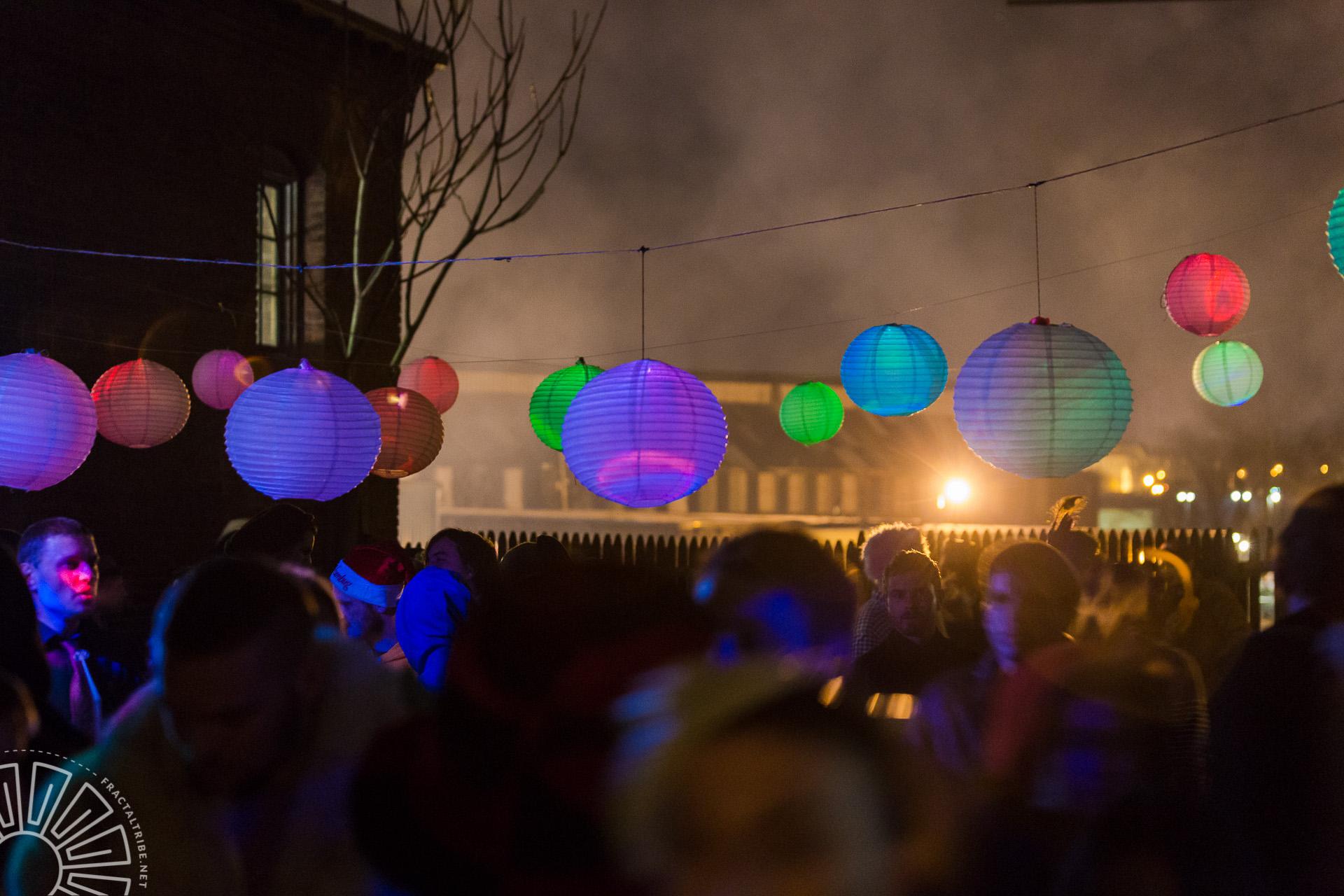 LED Lanterns @ Year of the Fractilian