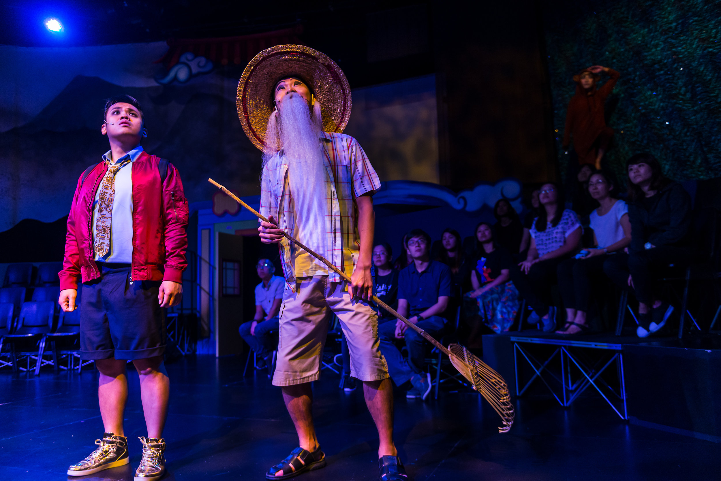 Photo by Tuckys Photography, Courtesy of The Theatre Practice