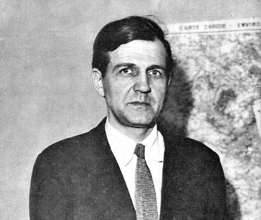Emmanuel Bove, 1898–1945.