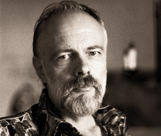 Philip K Dick. Foto: Bakhåll.