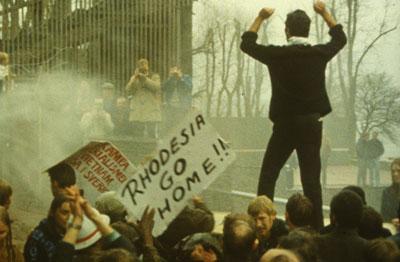 Stillbild ur Den vita sporten (1968).