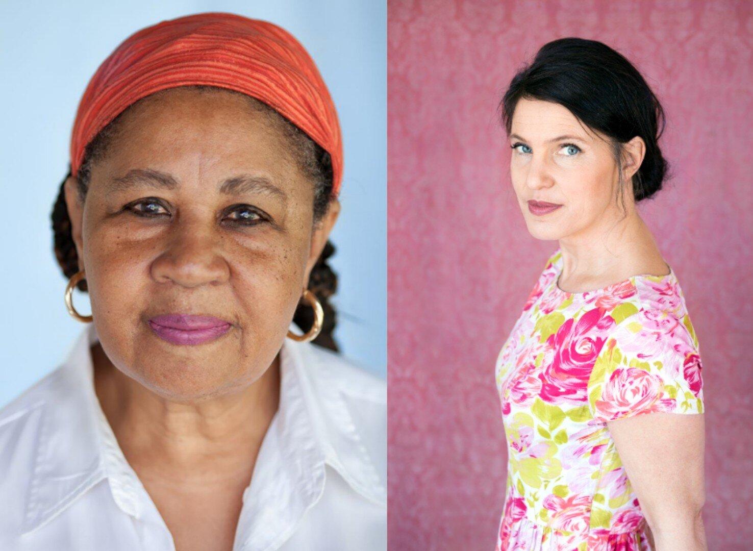 Jamaica Kincaid. Foto: Tranan. Kristina Sandberg. Foto: Maria Annas/Norstedts.