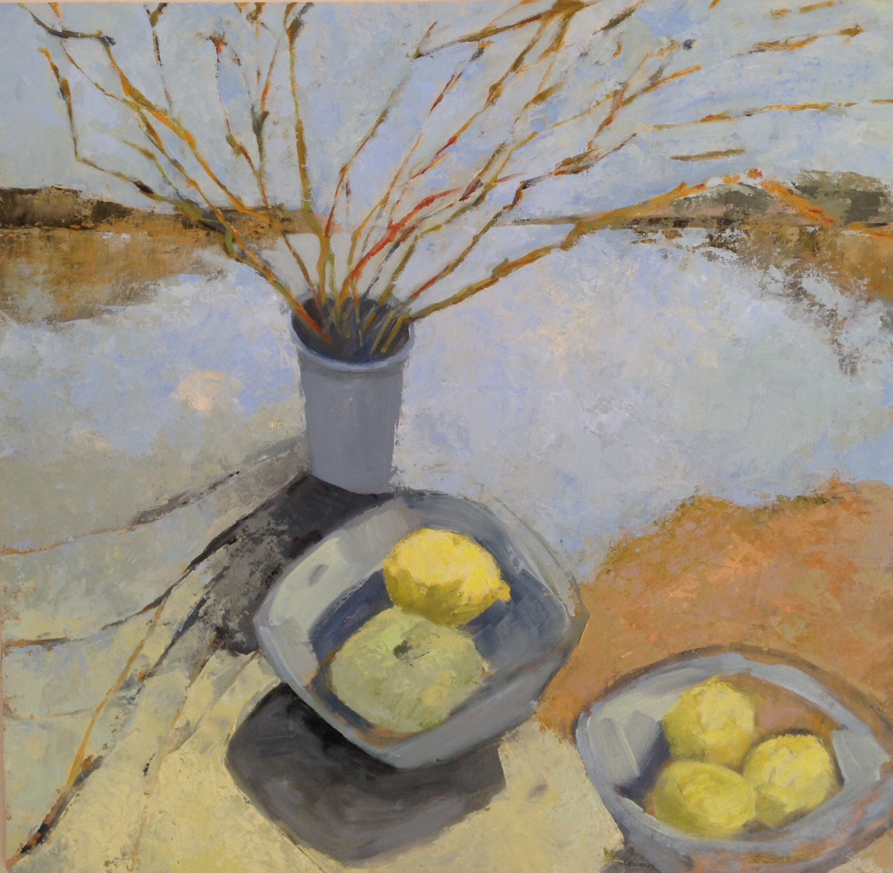 Still Life with Lemons and More