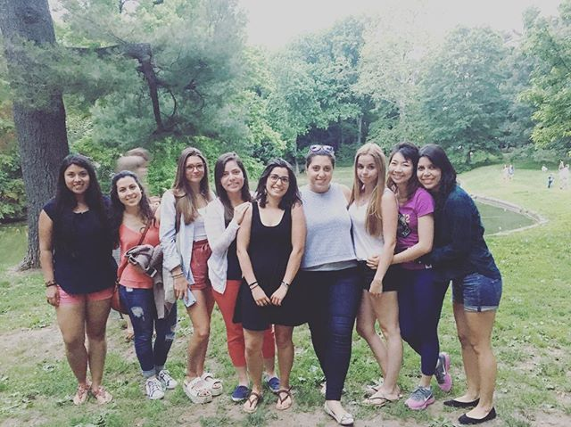 Look at this fabulous group of amazing #AuPairs!! If you are looking for outstanding childcare and the experiment of a cultural exchange, this is the perfect match! #phillyaupairs #germantownaupairs #culturalcare #lcc #45hrschildcare #affordablechildcare