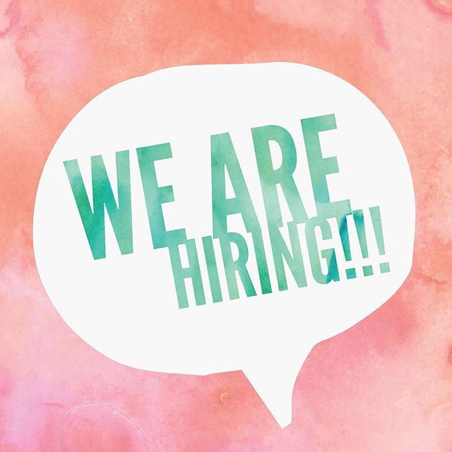 Our @babystepsphilly family is growing and we want you to join us!! We are currently looking for a: 👉 Marketing and Social Media Assistant Manager 👉Assistant to the CEO 👉 Events/Party Staff members  Full time and Part time positions available. Email ✉️ info@babystepsphiladelphia.com if interested😉 #newjobs #hiringnow #phillyjobs #growingbiz