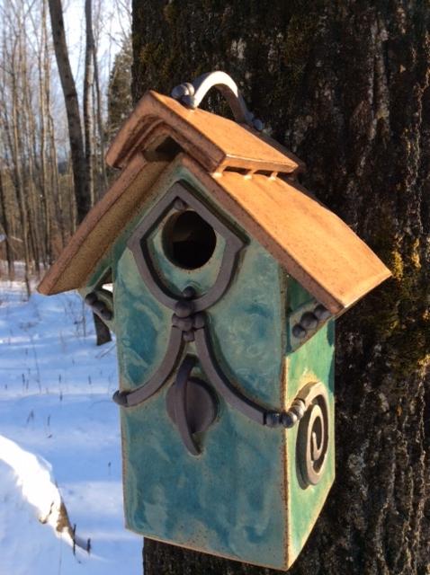 Titmouse Birdhouse