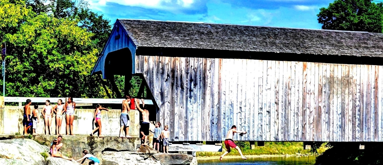 """Vermont Summer Fun""                                 Photographer Philip Bobrow"