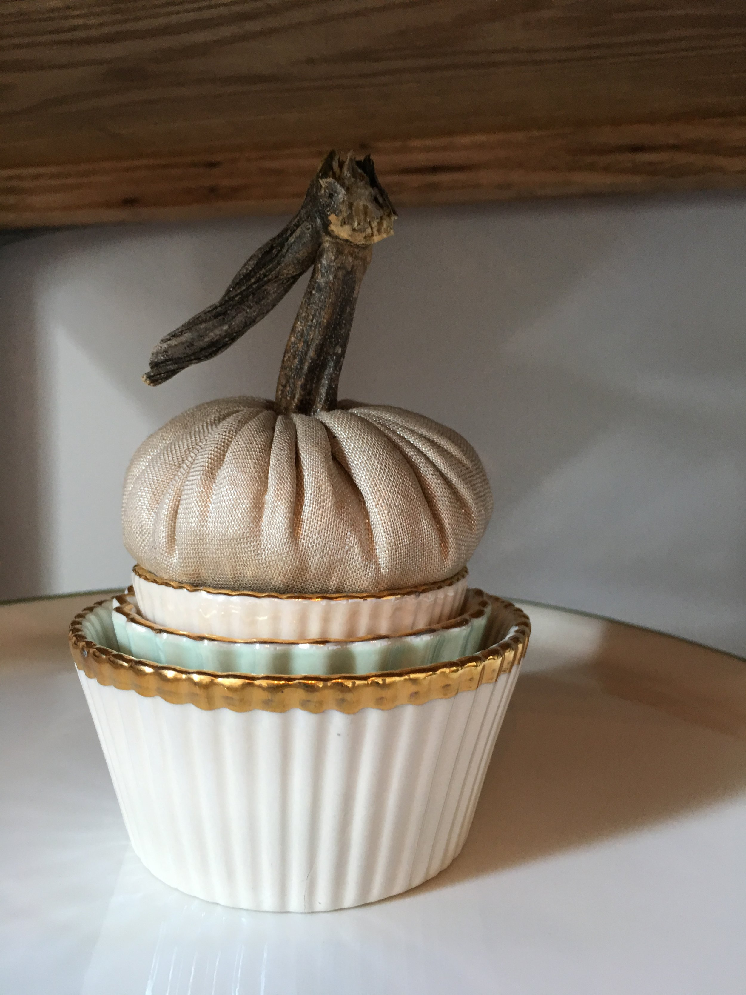 Well hey y'all!! Happy Fall! I mean it is really starting to feel like it. The leaves are falling and that crisp cool feel is in the air. Pumpkins are flooding front porches and pies are in the oven. I can't wait to share all our Fall decor with you very soon!!