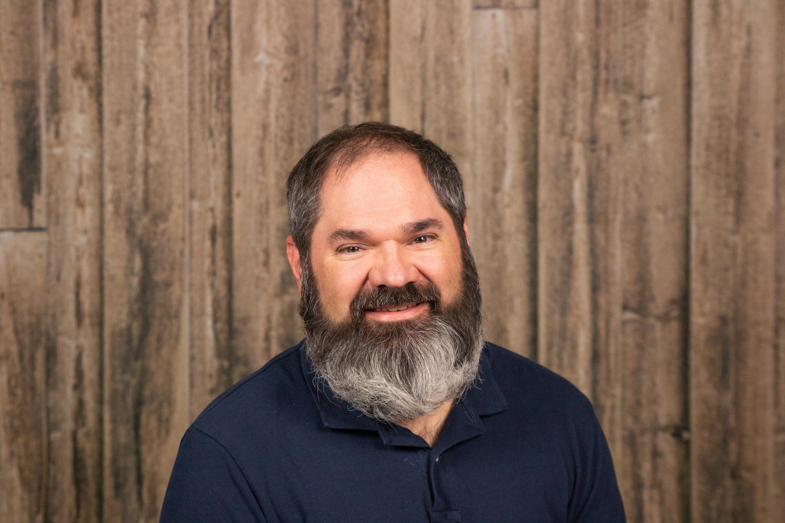 Eric Escue   Tech Director