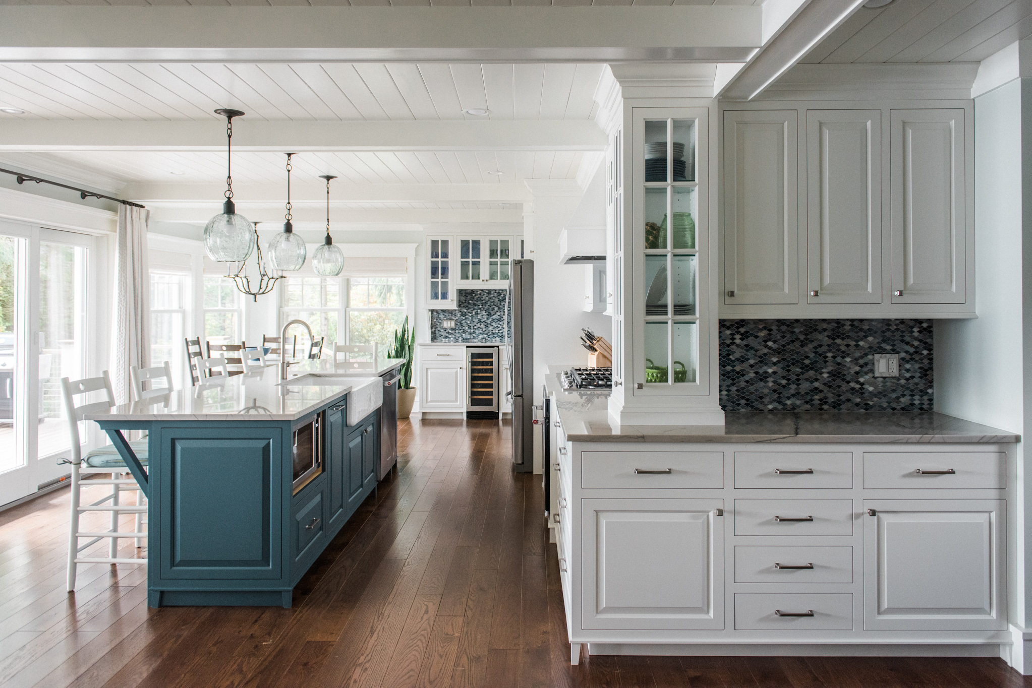 PJN Photography Steinberger Woodworks Diamond Point Kitchen Lake George NY-16.jpg