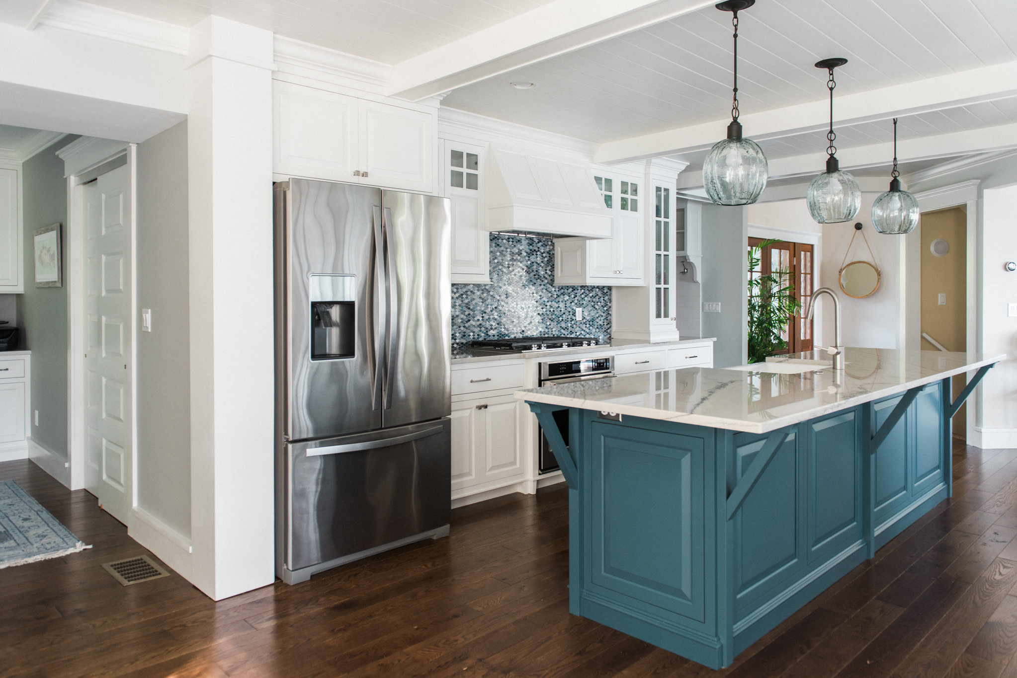 PJN Photography Steinberger Woodworks Diamond Point Kitchen Lake George NY-24.jpg