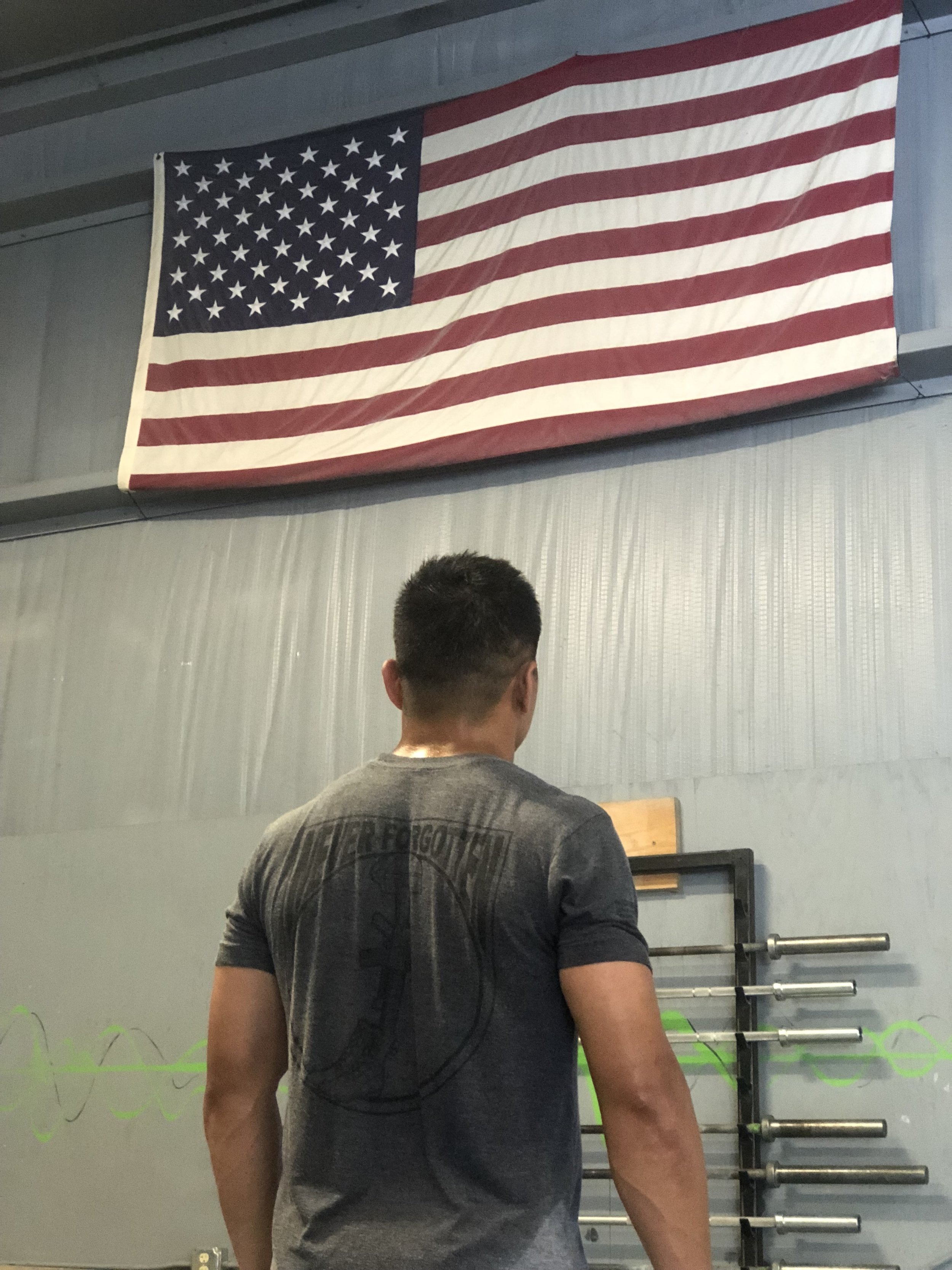WORKOUT  AMRAP x 10 MINUTES  2-4-6-8-10...   Power Clean (135/95) (95/65)   Wall Ball (20/14)