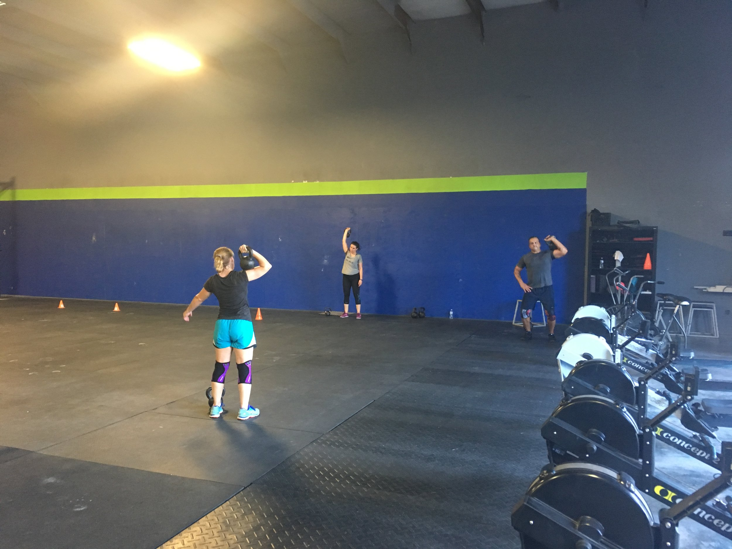 """RANNIE""    FOR TIME   50-40-30-20-10* Double Unders   Sit-ups**  *400m Run After Each Full Round"