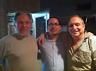 Jerry Bergonzi, Gabriel Guerrero, George Garzone at PBS 201`3