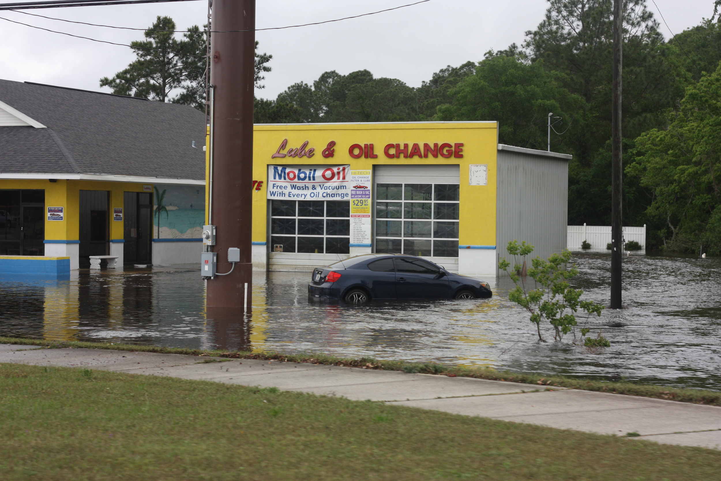 Pensacola Flood 2014