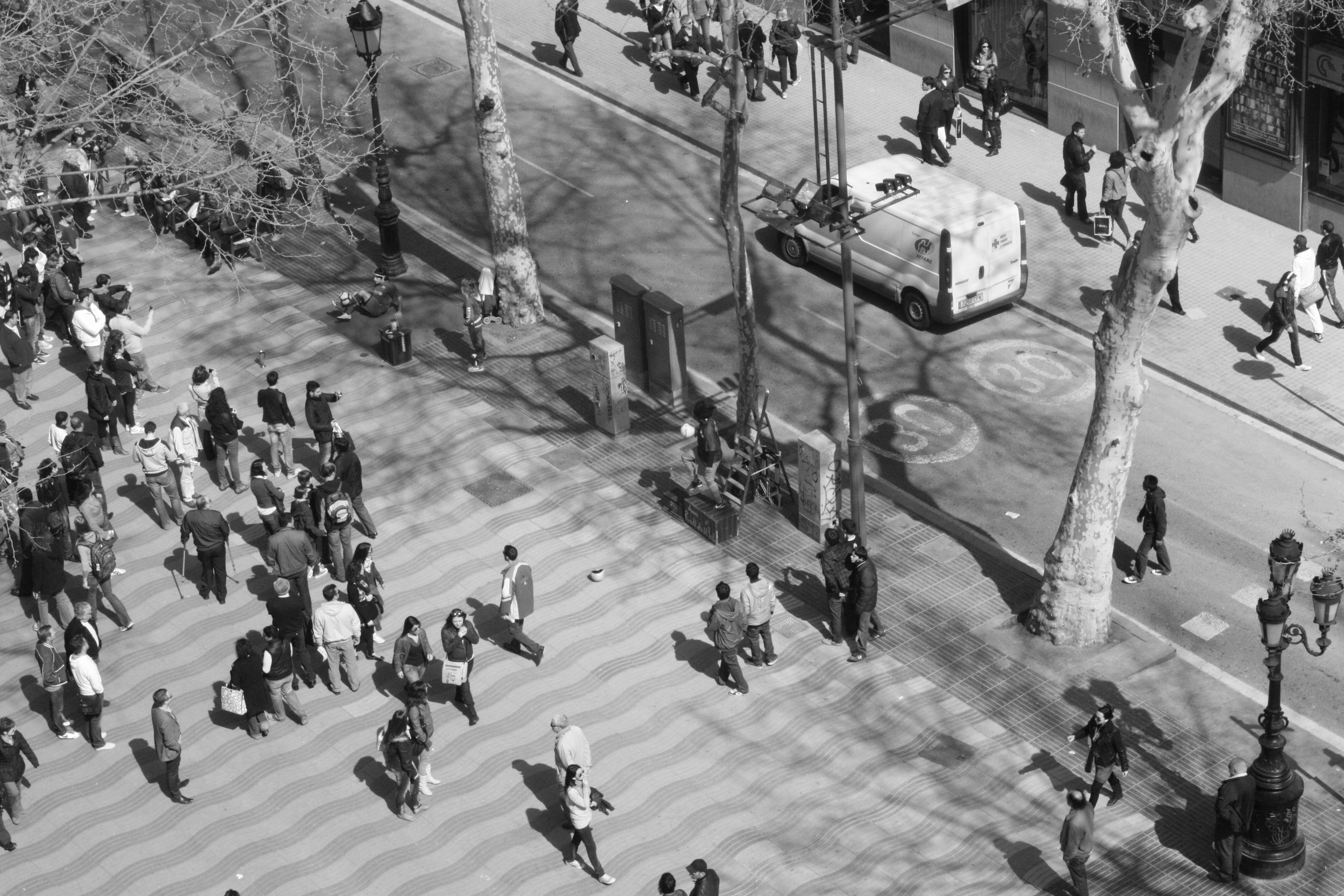 Barcelona 2010 | Photo: Author