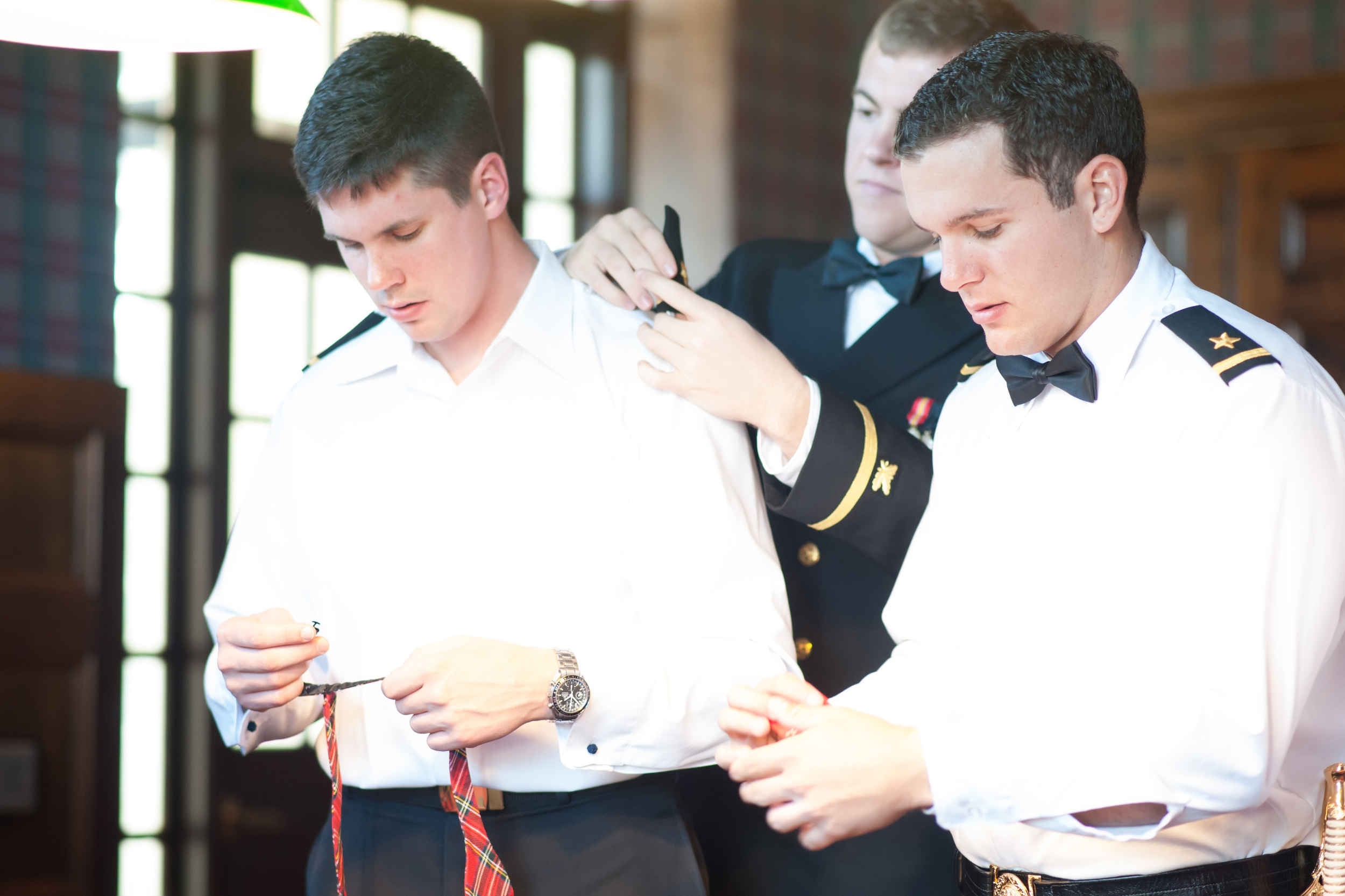 Navy Wedding | Our Wedding | Emily and John Richey | The Gallivant