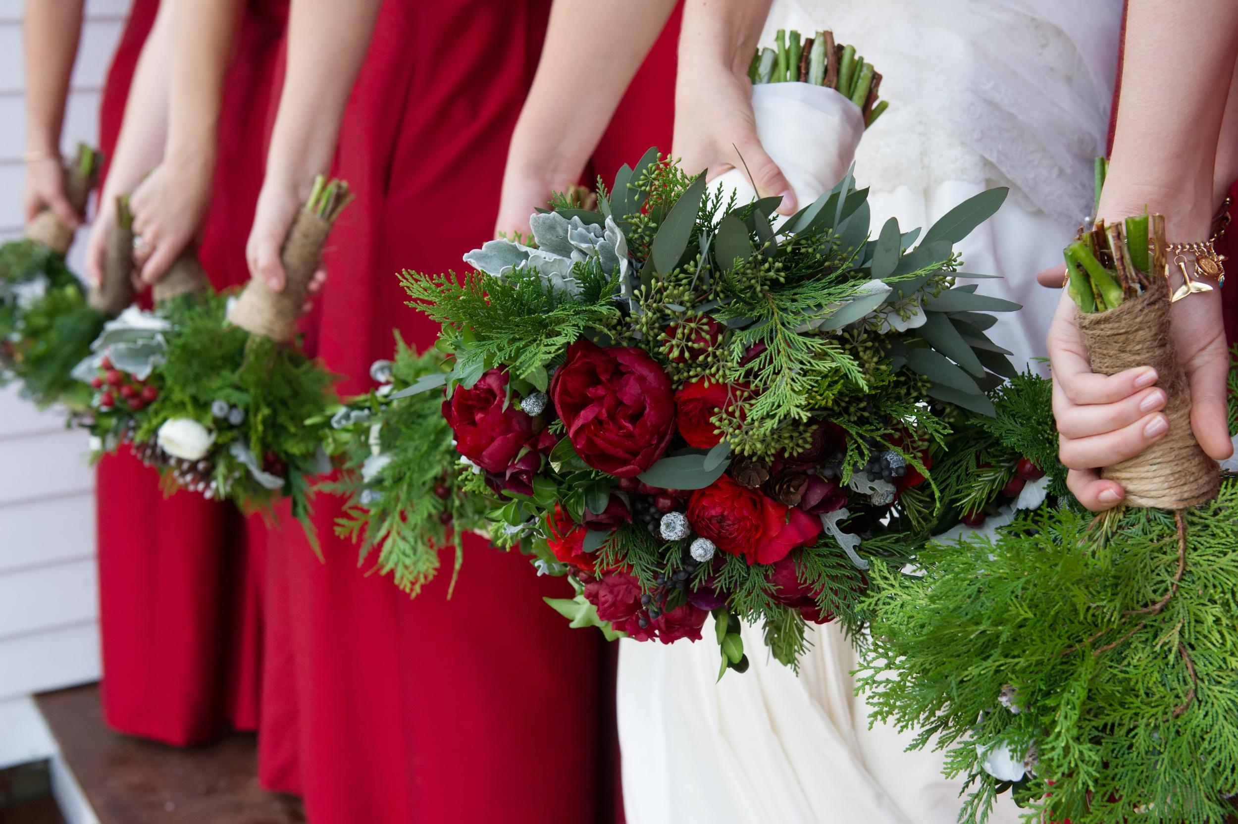 Winter Wedding | Our Wedding | The Gallivant