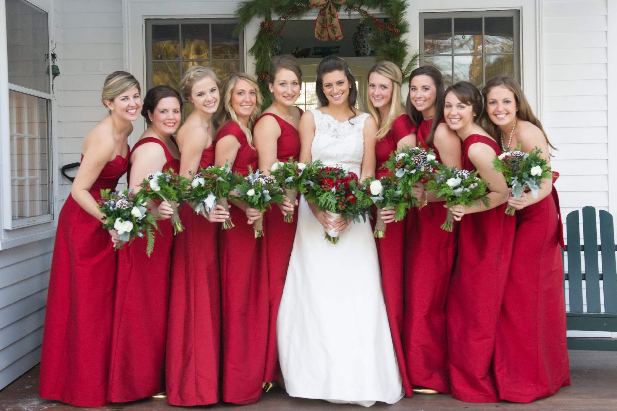 Winter Wedding | Our Wedding | The Gallivant | Wedding photographer Leah Haydock