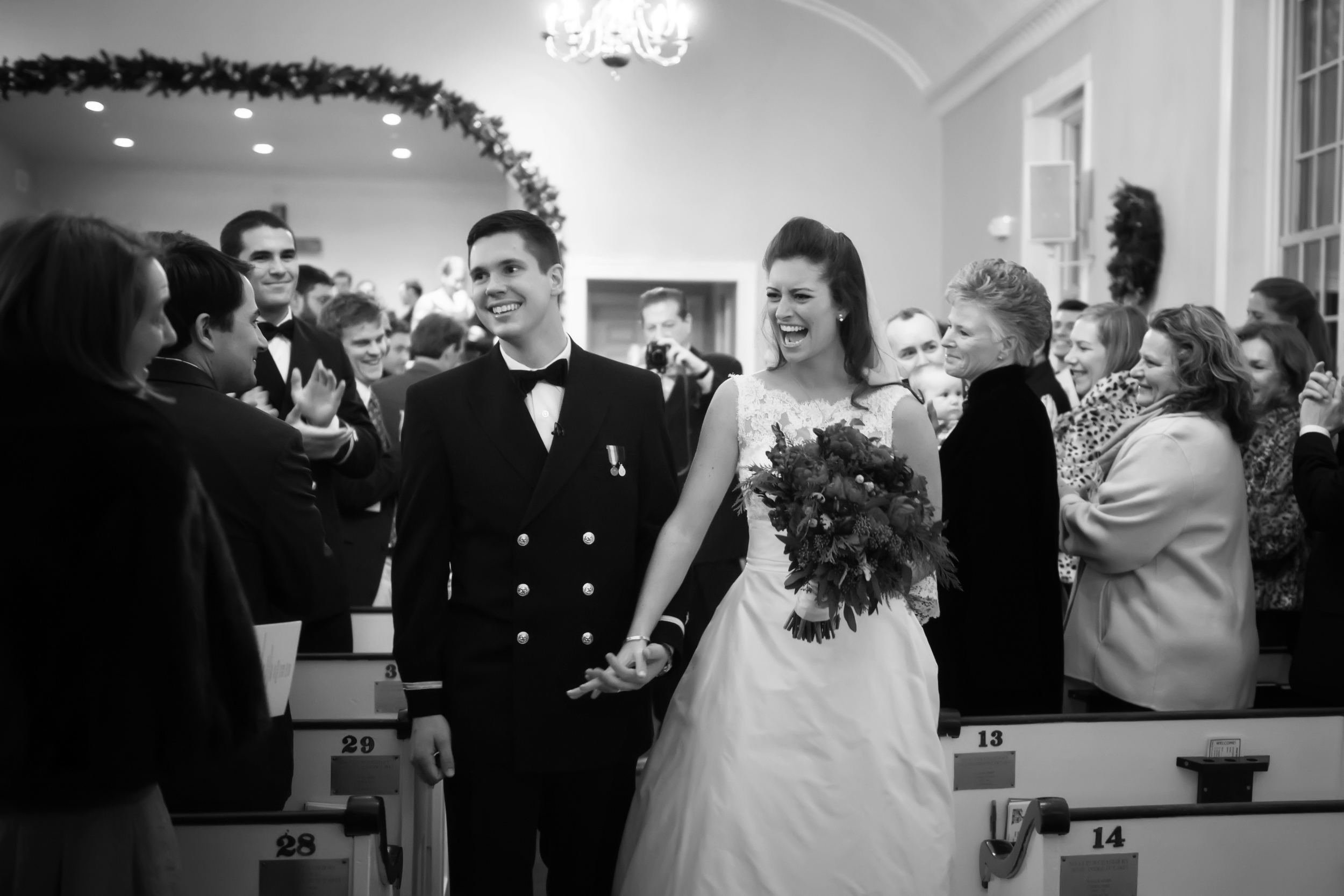 Our Wedding | Emily and John Richey | The Gallivant
