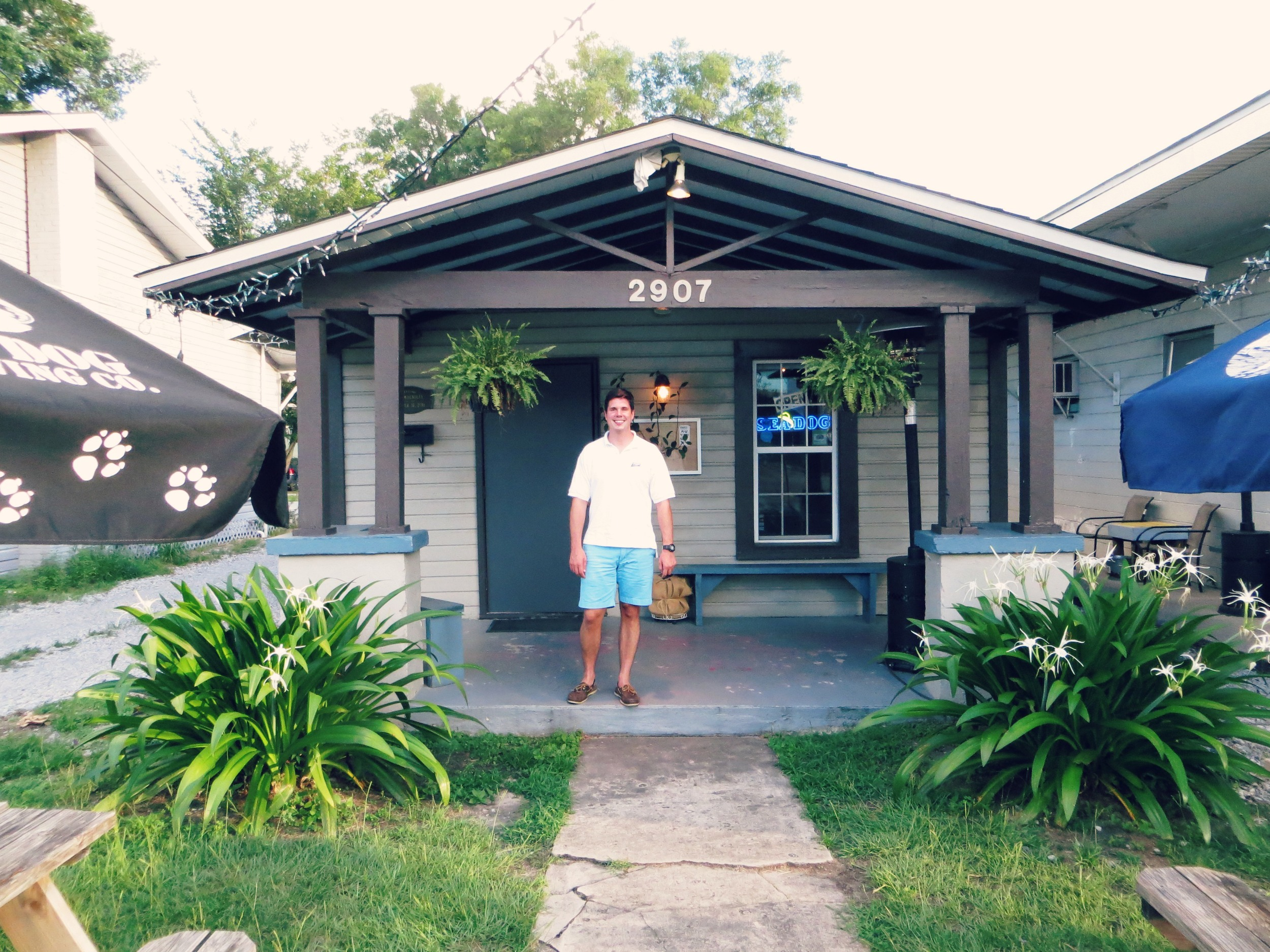 The Magnolia, Pensacola | The Gallivant