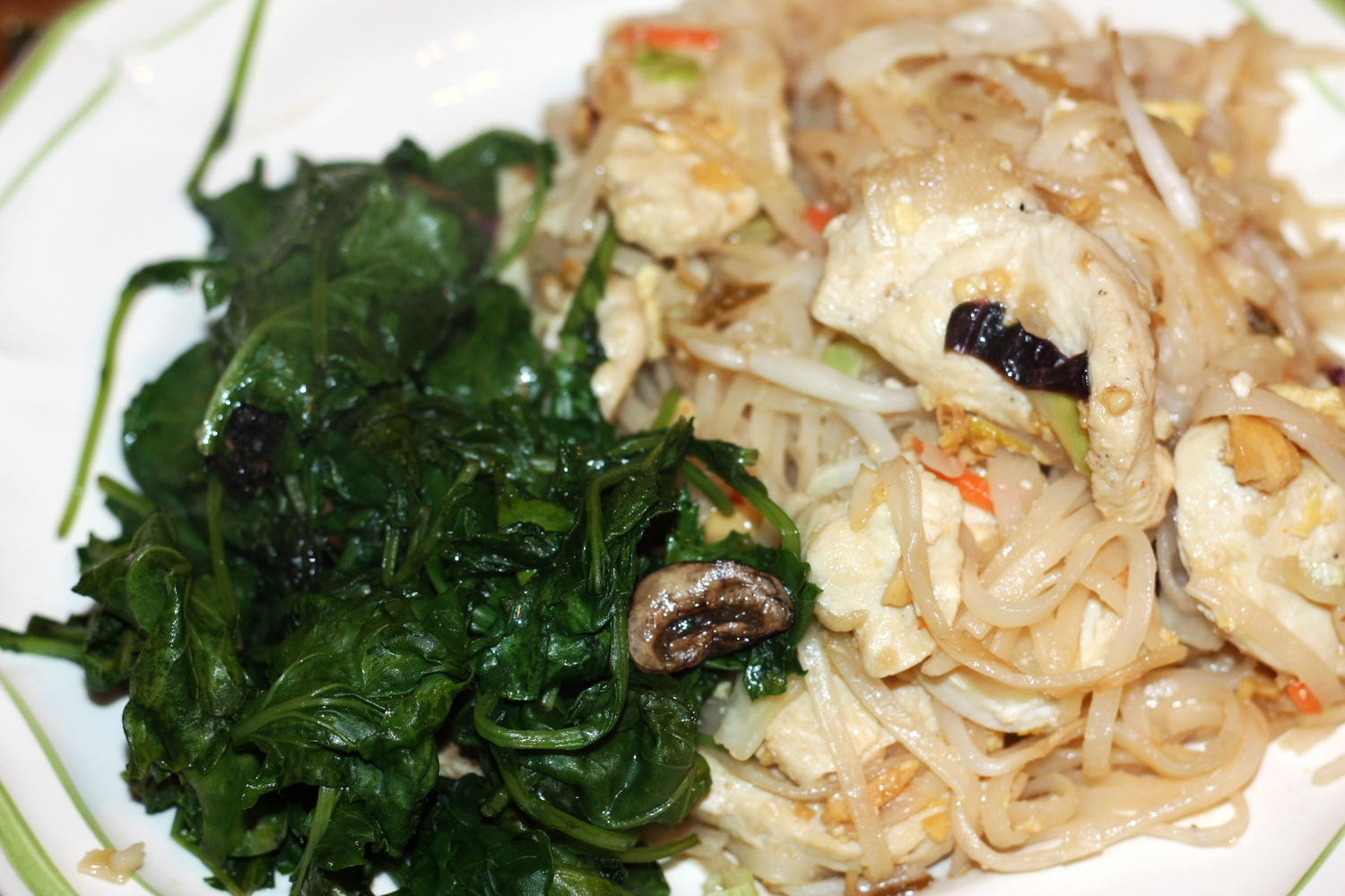 Easy + Healthy Pad Thai Recipe