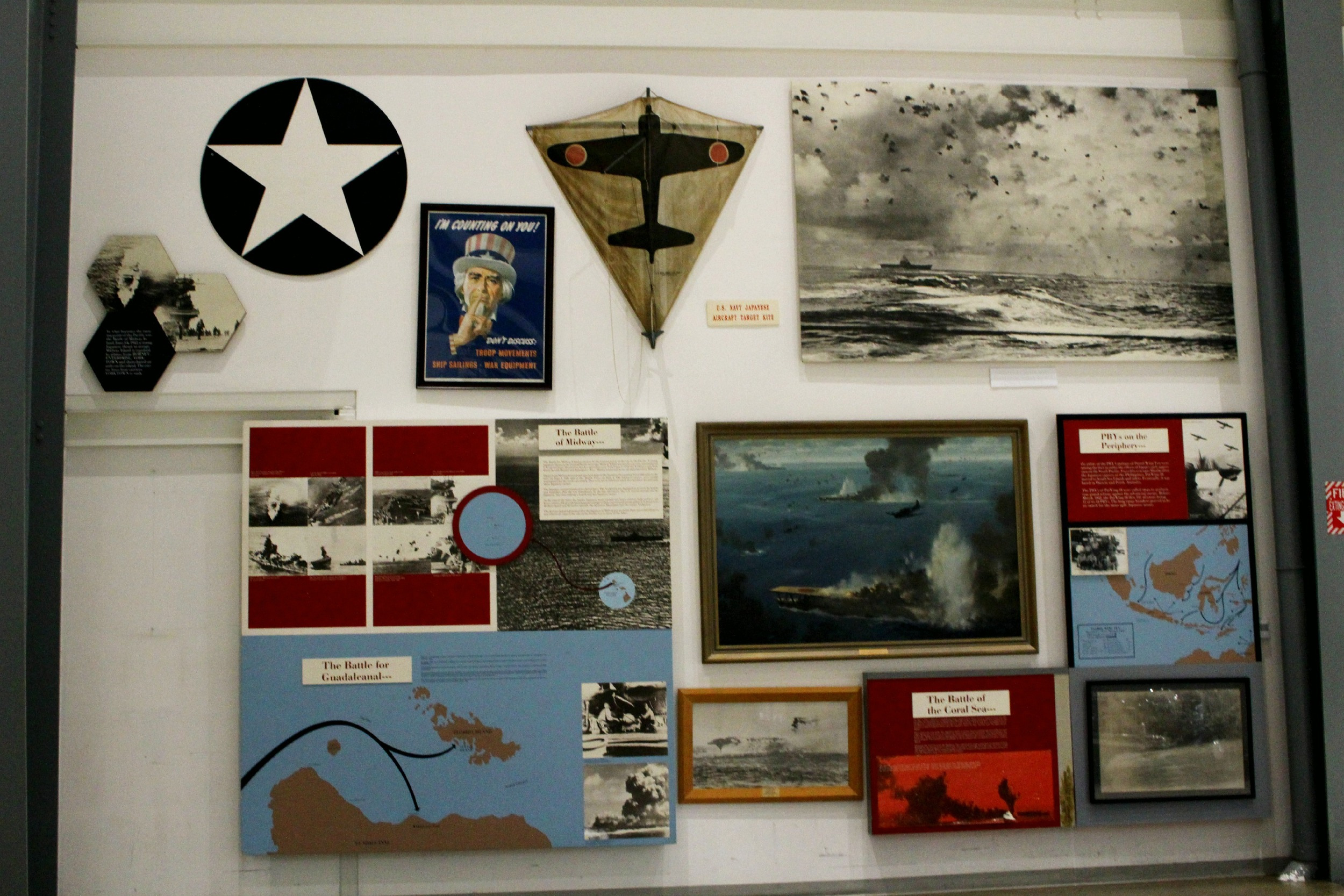 Things to Do in Pensacola // The National Naval Aviation Museum // The Gallivant