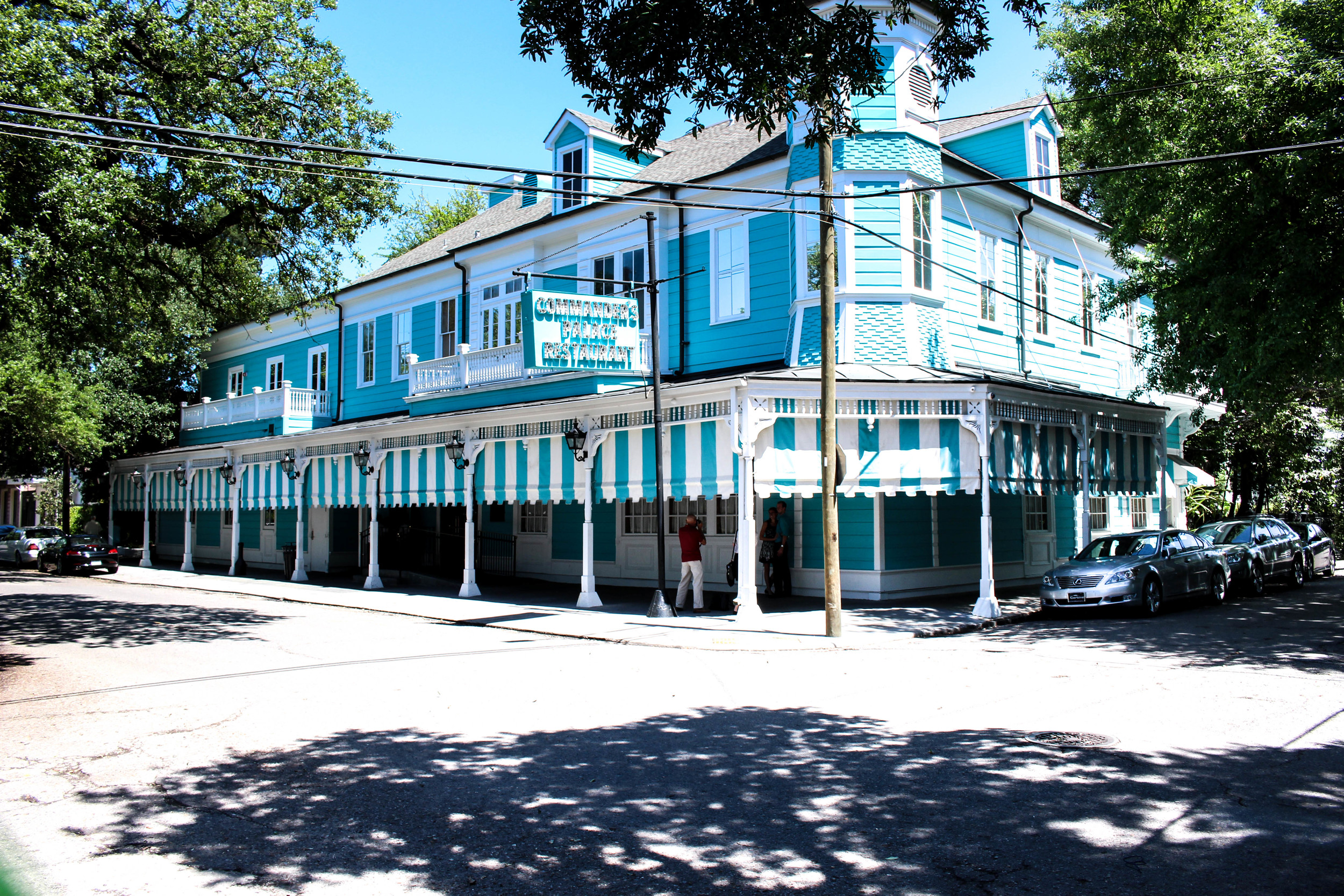 Travel Guide to New Orleans | Commander's Palace | The Gallivant Blog