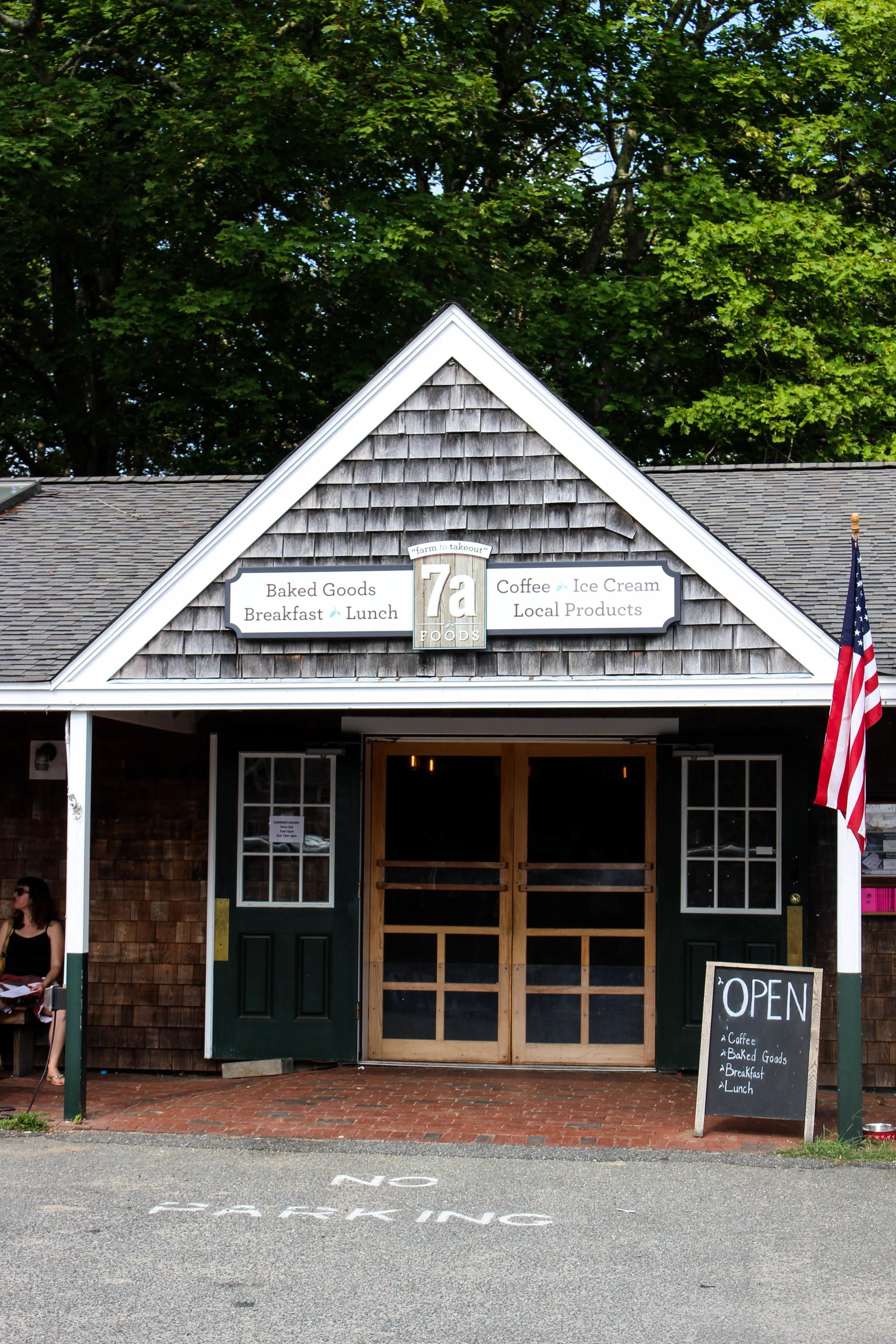 7a Foods | Martha's Vineyard | The Gallivant