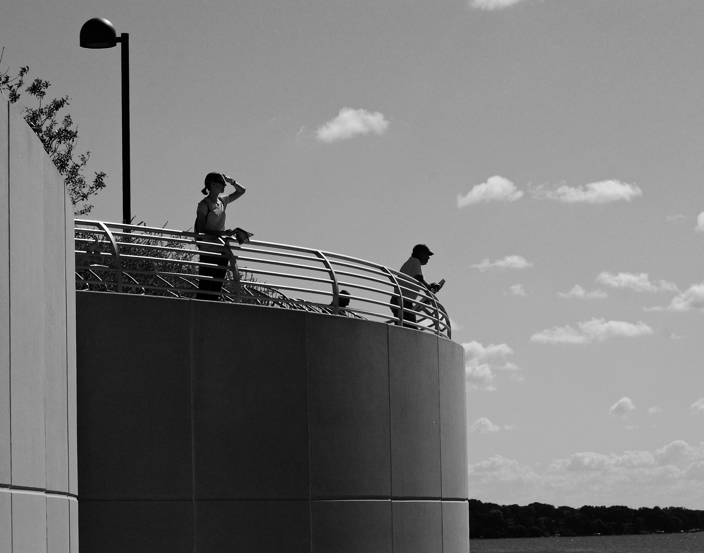 Monona Terrace.Madison, Wisconsin. September, 2015. WDW-2015-09-13-12-17-03