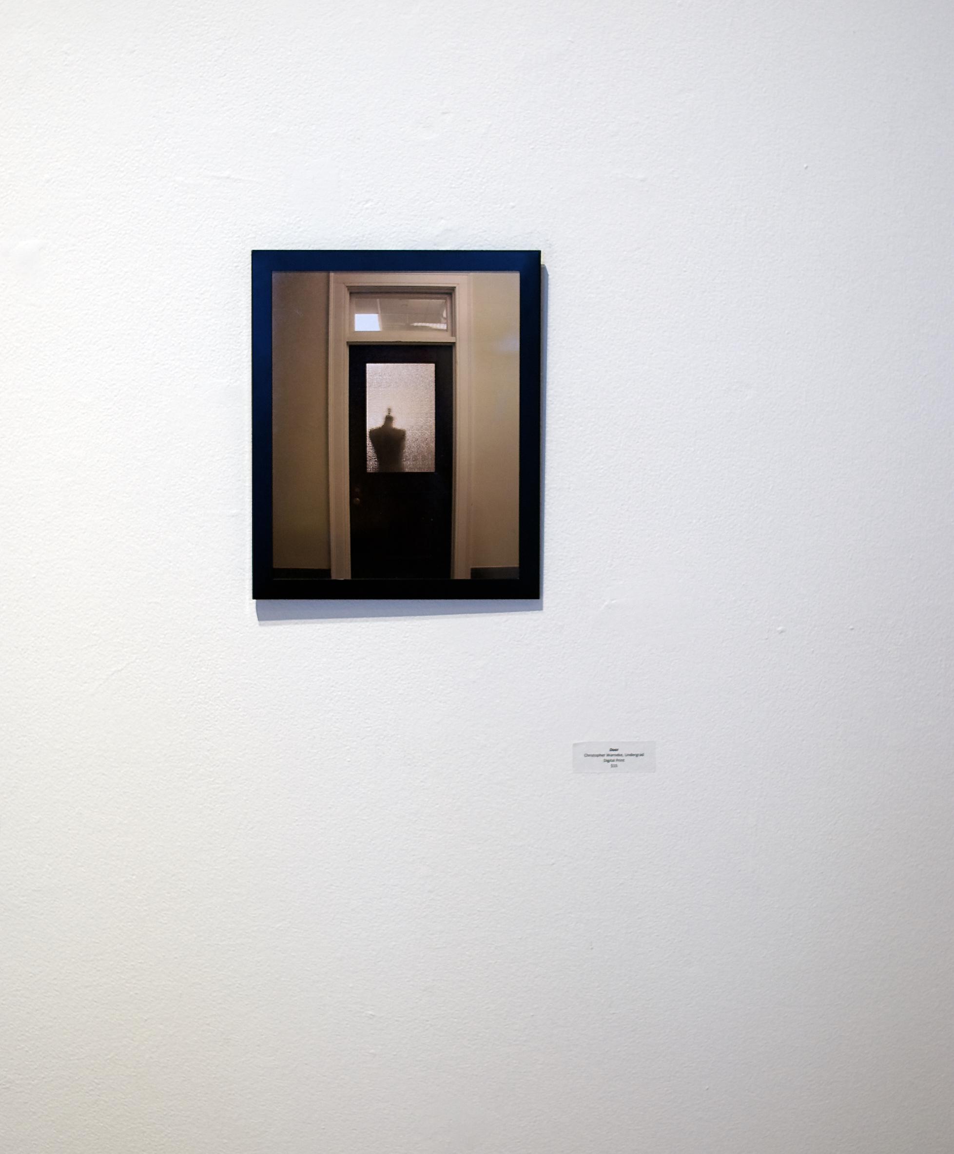 Frames. Memorial Union. Madison, Wisconsin. April 2012. © William D. Walker