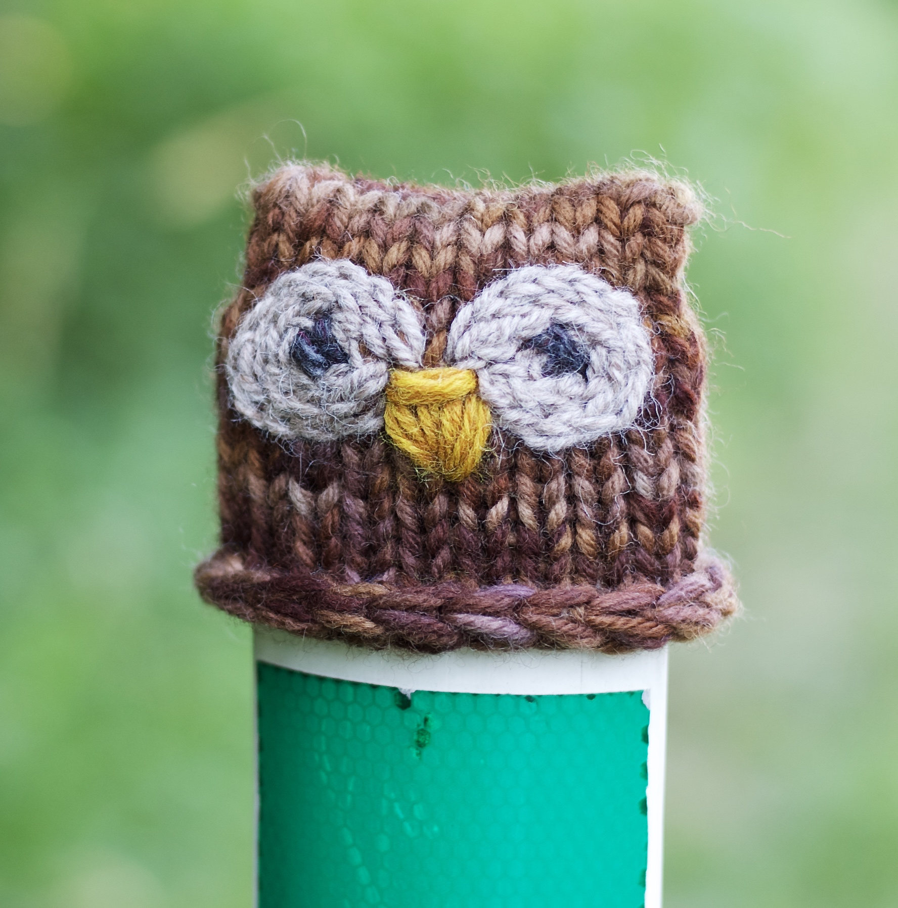 Owl. Southwest Path. Madison, Wisconsin. July 2013. © William D. Walker