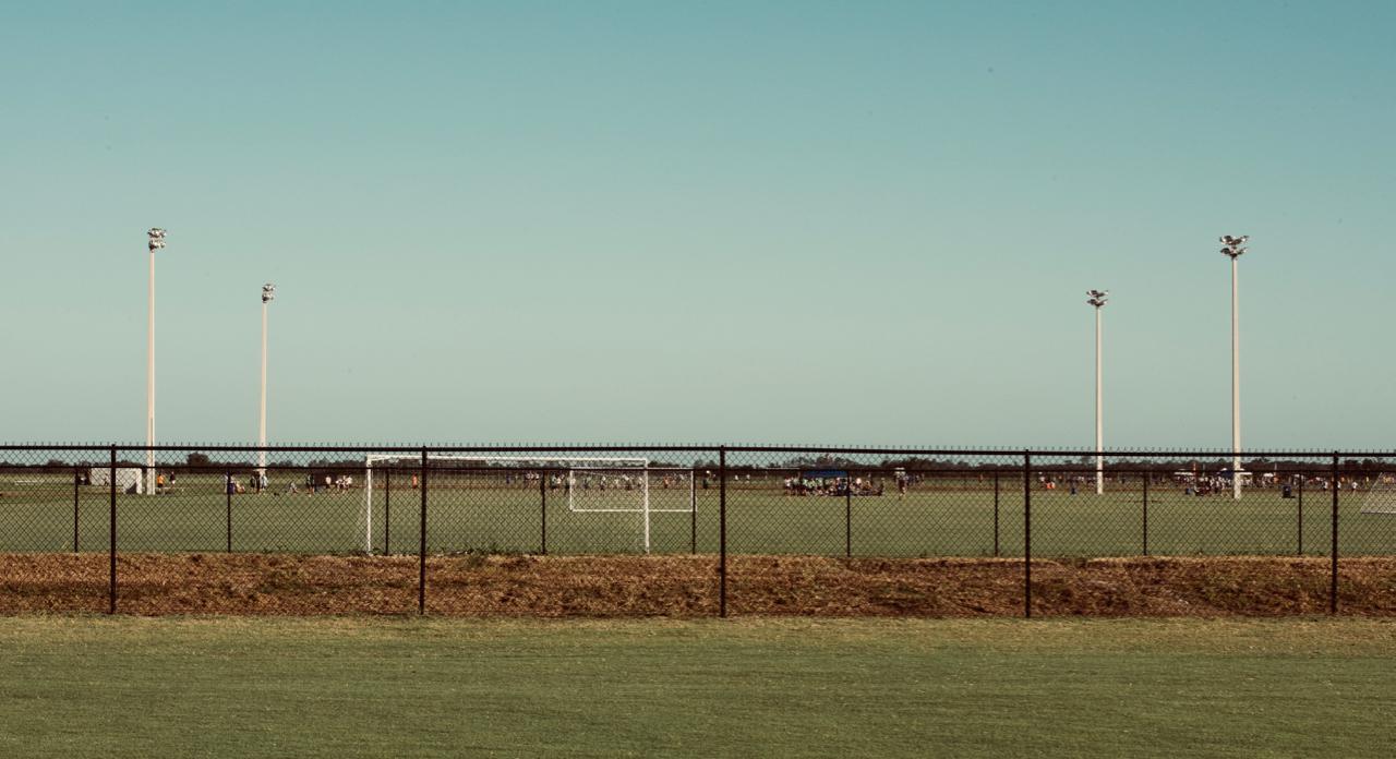 Verticals. Premier Sports Campus. Bradenton, Florida. October 2017. © William D. Walker