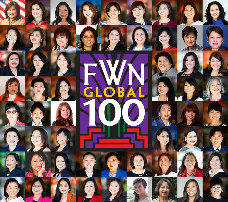Global FWN100™ 2015 Awardees