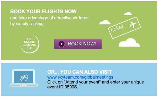 SkyTeam Book Flights Now