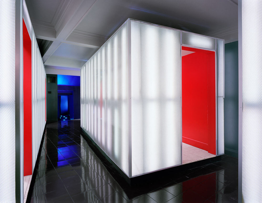 Project: Limelight NYC  Location: New York, NY  Designed by:  Desgrippes Gobé