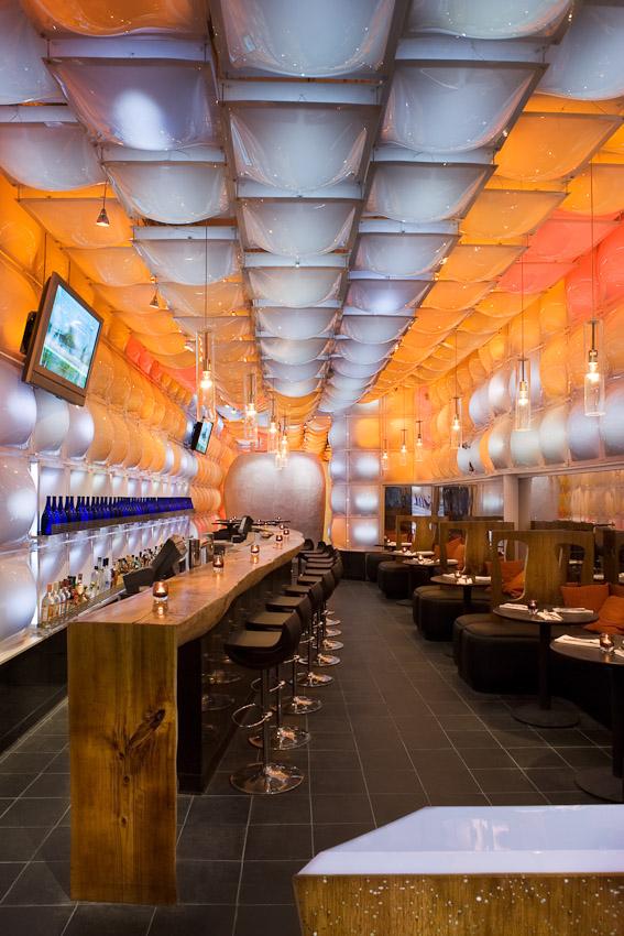 Project: Diva Lounge  Location: Somerville, MA  Designed by:  S    tudio Luz