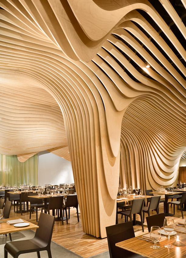 Project: BanQ  Location: Boston, MA  Designed by:  Office dA