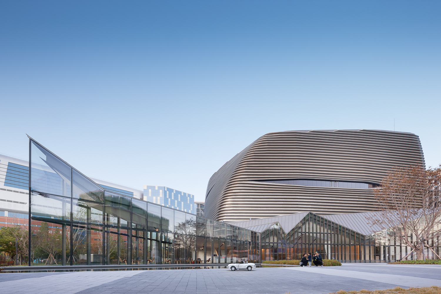 Project: Samsung Raemian  Location: Seoul, South Korea  Designed by:  NADAAA