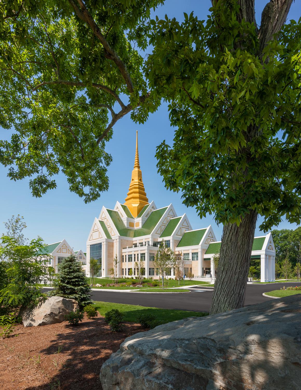 Wat Nawamintararachutis (NMR Center)
